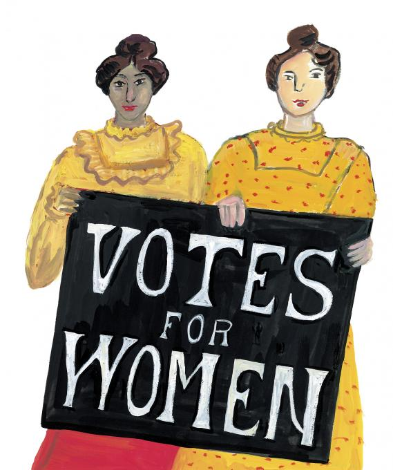 Votes For Women, 2018