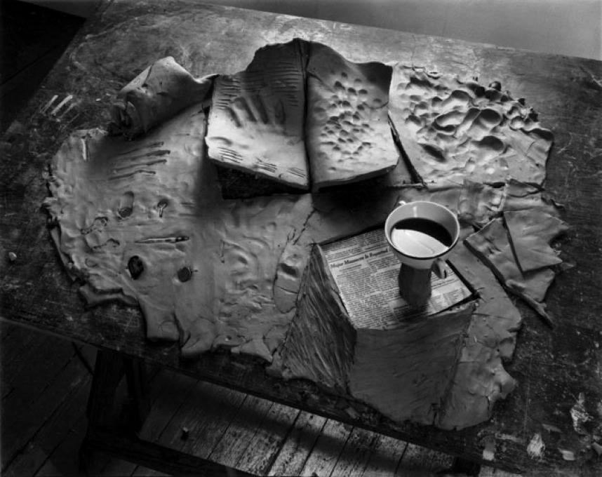 Table Study Clay, 1982