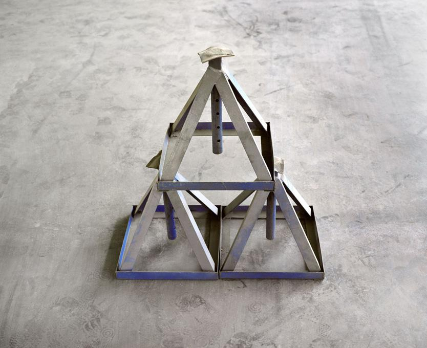 Blue Pyramid, 2009