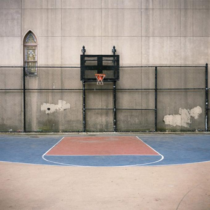 Penn South Playground, Manhattan, 2008