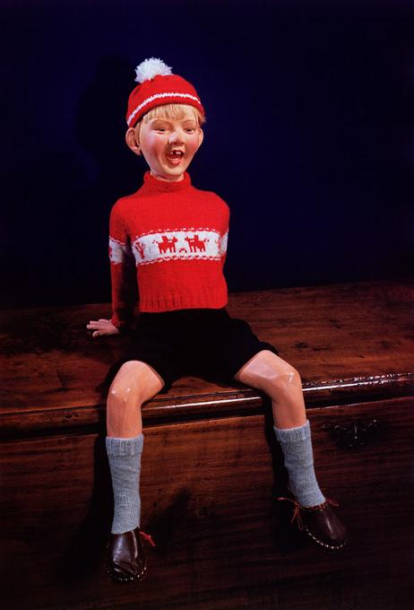 Boy with Red Hat, c. 1955/2006