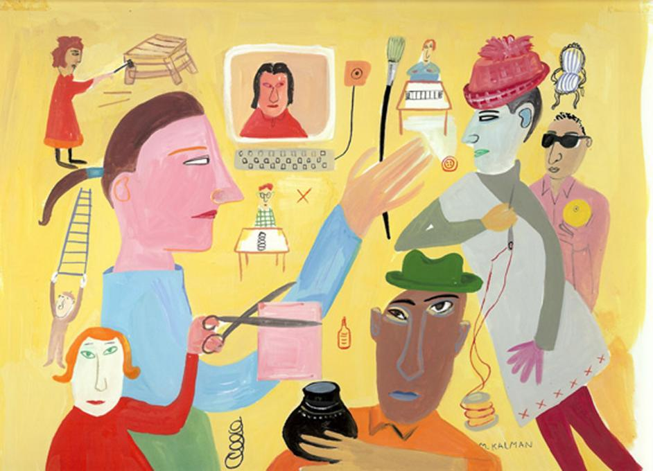 Sewing Workshop, 1992
