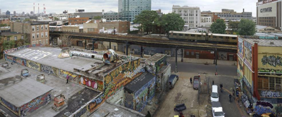 5 Pointz, Long Island City, 2004